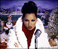 Ape Culture - Review of VH1's Divas Christmas Carol